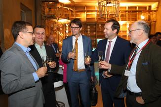 Bild 18 | OEAD-GmbH und Kulturkontakt feiern ihre gemeinsame Zukunft ab 2020
