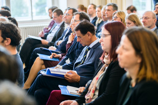 Bild 14 | Präsentation des Faktenchecks Green Finance