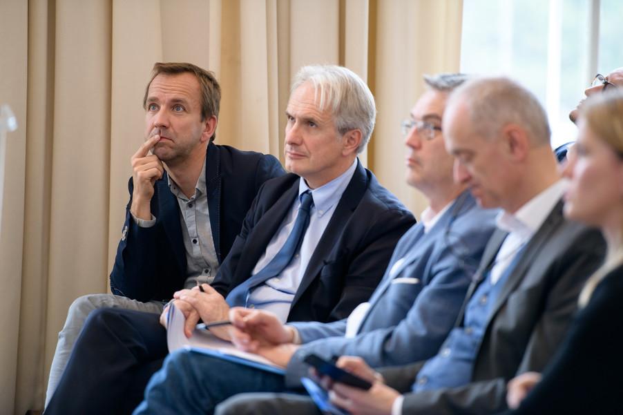 Bild 60 | Präsentation des Faktenchecks Green Finance