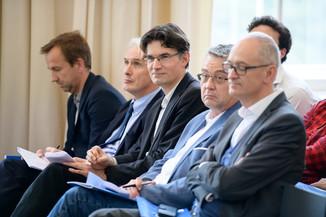 Bild 61 | Präsentation des Faktenchecks Green Finance
