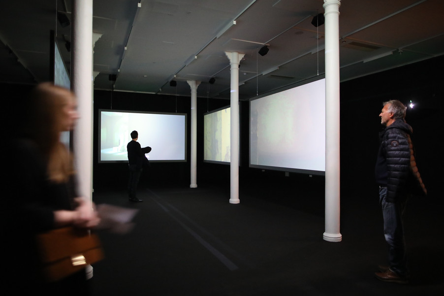 Bild 37 | Ausstellungseröffnung: Adrian Paci. Lost Communities & Teresa Margolles