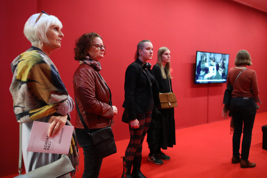 Bild 39 | Ausstellungseröffnung: Adrian Paci. Lost Communities & Teresa Margolles