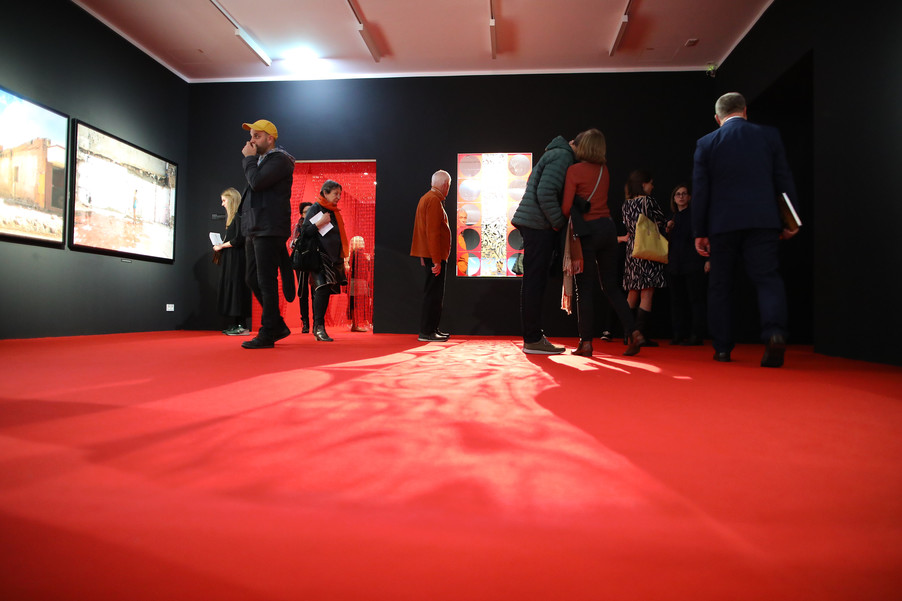 Bild 47 | Ausstellungseröffnung: Adrian Paci. Lost Communities & Teresa Margolles