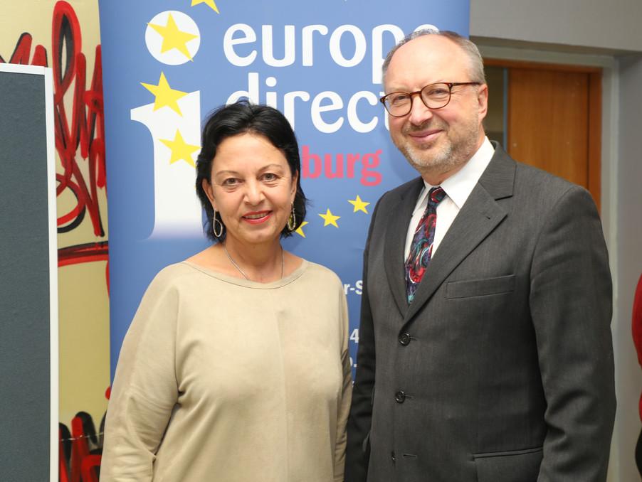 Bild 3 | SALZBURG - 2019-11-25: Die EU und die Medien Europapolitische Bildungsarbeit im ...