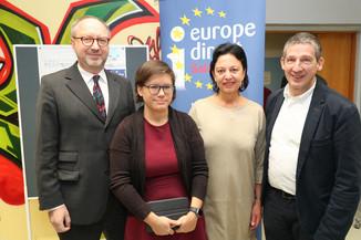 Bild 4 | SALZBURG - 2019-11-25: Die EU und die Medien Europapolitische Bildungsarbeit im ...