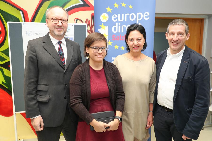 Bild 5 | SALZBURG - 2019-11-25: Die EU und die Medien Europapolitische Bildungsarbeit im ...