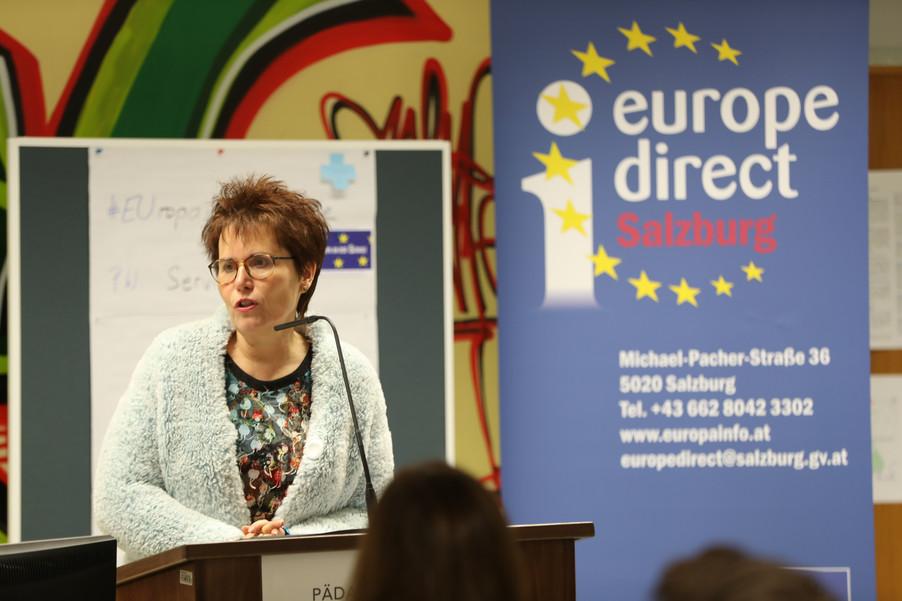 Bild 14 | SALZBURG - 2019-11-25: Die EU und die Medien Europapolitische Bildungsarbeit im ...