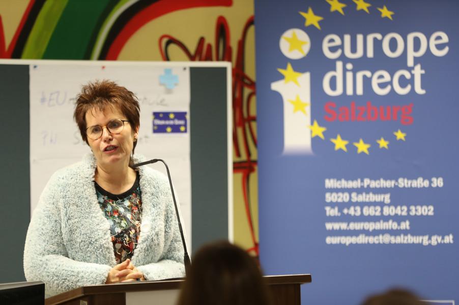 Bild 15 | SALZBURG - 2019-11-25: Die EU und die Medien Europapolitische Bildungsarbeit im ...