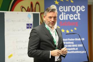 Bild 19 | SALZBURG - 2019-11-25: Die EU und die Medien Europapolitische Bildungsarbeit im ...