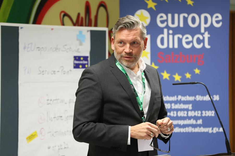 Bild 20 | SALZBURG - 2019-11-25: Die EU und die Medien Europapolitische Bildungsarbeit im ...