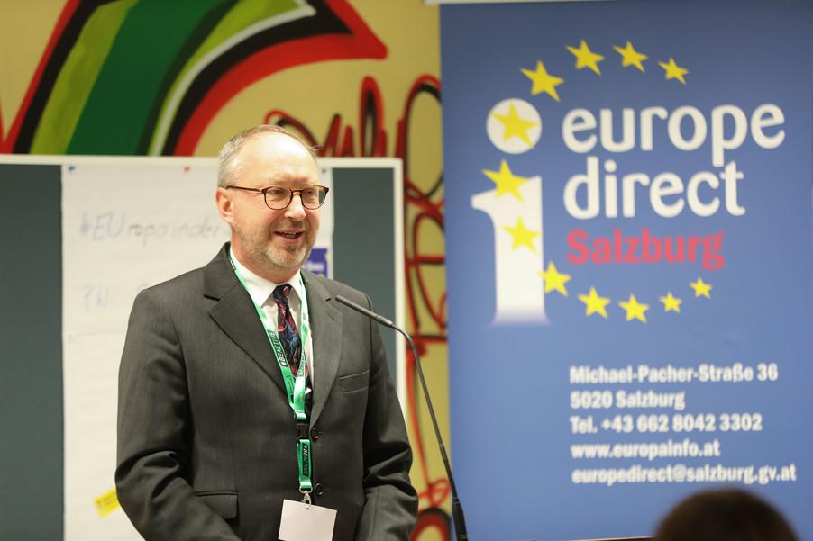Bild 29 | SALZBURG - 2019-11-25: Die EU und die Medien Europapolitische Bildungsarbeit im ...
