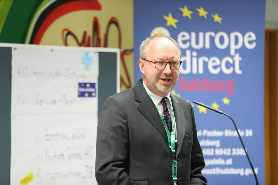 Bild 31 | SALZBURG - 2019-11-25: Die EU und die Medien Europapolitische Bildungsarbeit im ...