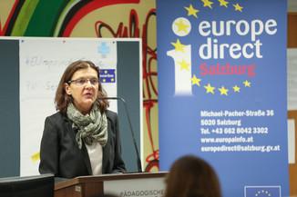 Bild 36 | SALZBURG - 2019-11-25: Die EU und die Medien Europapolitische Bildungsarbeit im ...
