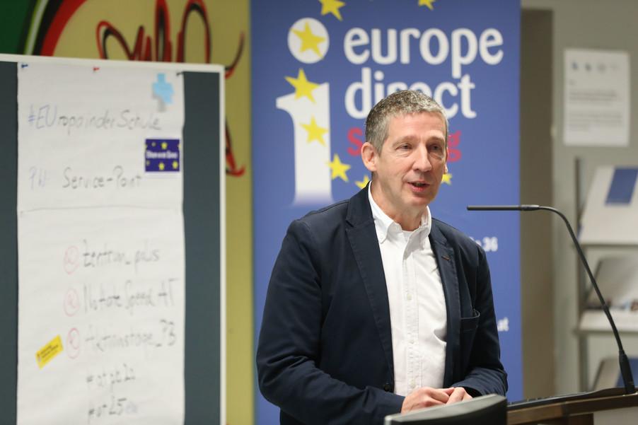 Bild 39 | SALZBURG - 2019-11-25: Die EU und die Medien Europapolitische Bildungsarbeit im ...