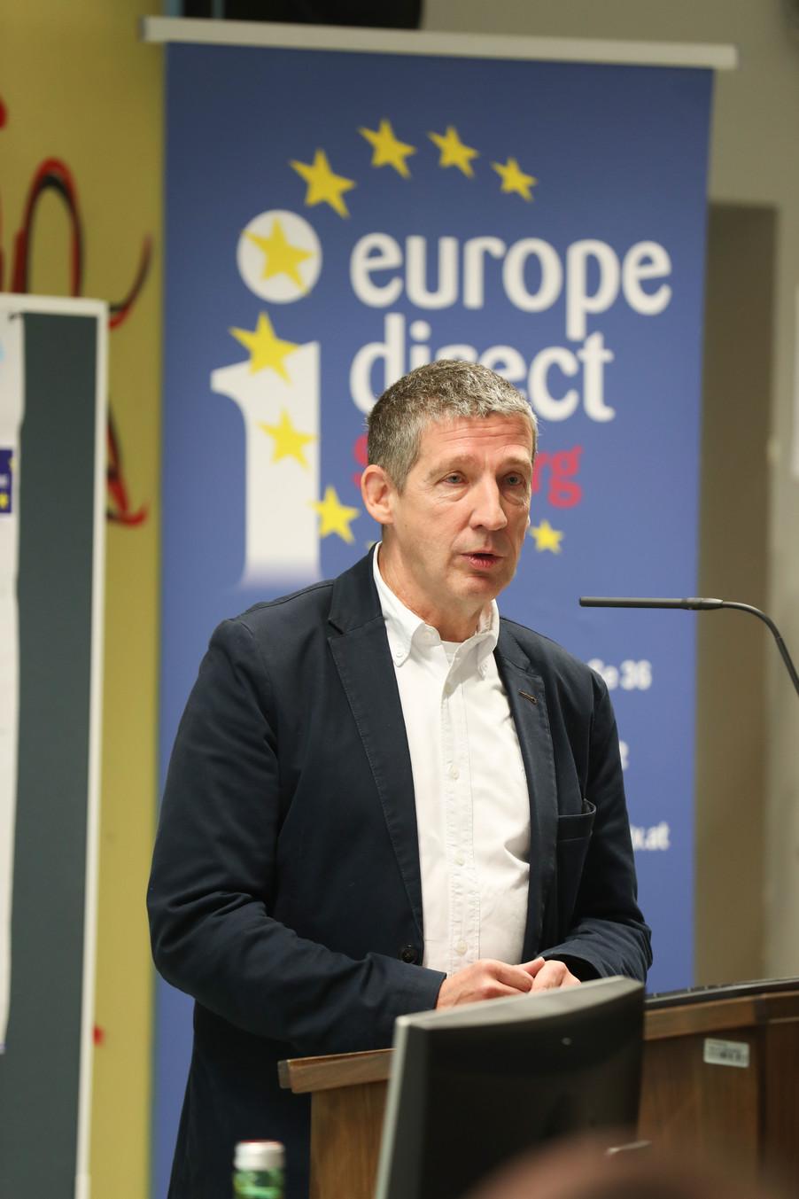 Bild 40 | SALZBURG - 2019-11-25: Die EU und die Medien Europapolitische Bildungsarbeit im ...