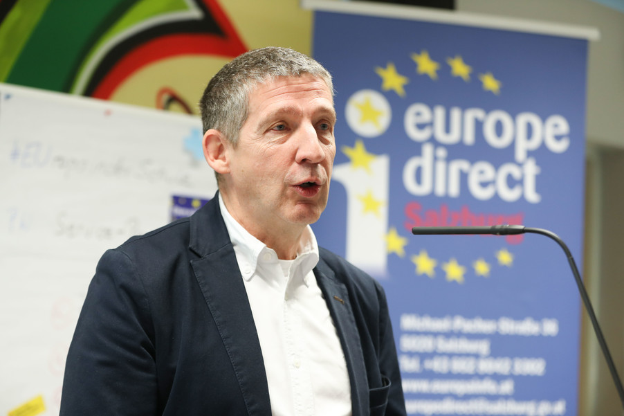 Bild 41 | SALZBURG - 2019-11-25: Die EU und die Medien Europapolitische Bildungsarbeit im ...