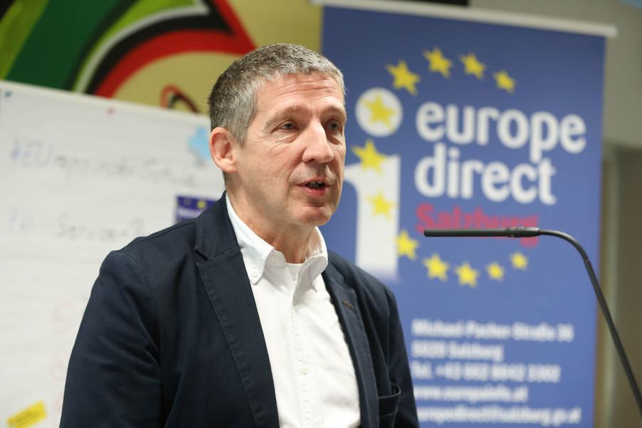 Bild 42 | SALZBURG - 2019-11-25: Die EU und die Medien Europapolitische Bildungsarbeit im ...