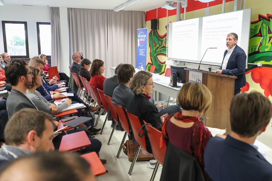 Bild 47 | SALZBURG - 2019-11-25: Die EU und die Medien Europapolitische Bildungsarbeit im ...