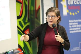 Bild 51 | SALZBURG - 2019-11-25: Die EU und die Medien Europapolitische Bildungsarbeit im Klassenzimmer Im ...