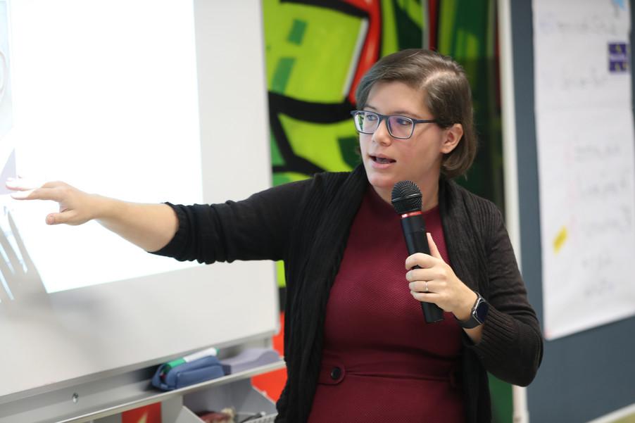 Bild 58 | SALZBURG - 2019-11-25: Die EU und die Medien Europapolitische Bildungsarbeit im Klassenzimmer Im ...