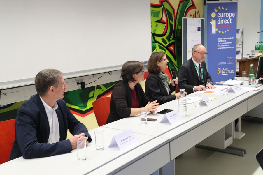 Bild 61 | SALZBURG - 2019-11-25: Die EU und die Medien Europapolitische Bildungsarbeit im ...