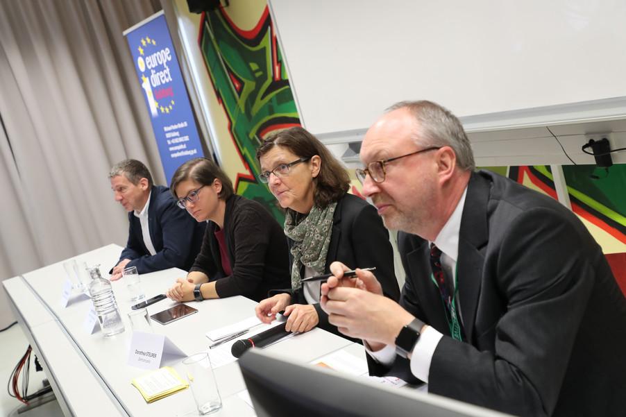 Bild 64 | SALZBURG - 2019-11-25: Die EU und die Medien Europapolitische Bildungsarbeit im ...