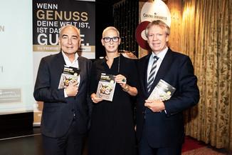 Bild 3 | Genussfest im Casino Innsbruck mit Präsentation Genuss Guide 2020