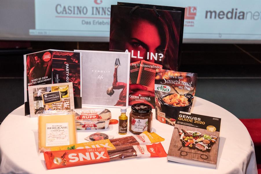 Bild 66 | Genussfest im Casino Innsbruck mit Präsentation Genuss Guide 2020