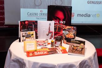 Bild 67 | Genussfest im Casino Innsbruck mit Präsentation Genuss Guide 2020