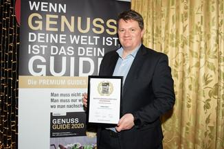 Bild 5 | Genussfest im Casino Innsbruck mit Präsentation Genuss Guide 2020
