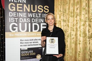 Bild 13 | Genussfest im Casino Innsbruck mit Präsentation Genuss Guide 2020
