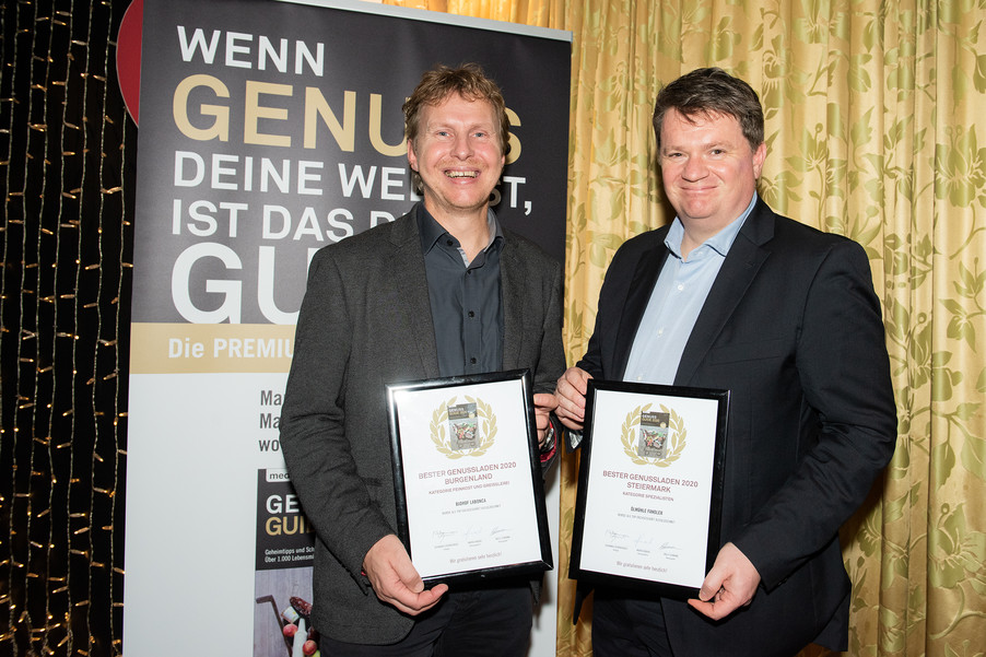 Bild 14 | Genussfest im Casino Innsbruck mit Präsentation Genuss Guide 2020