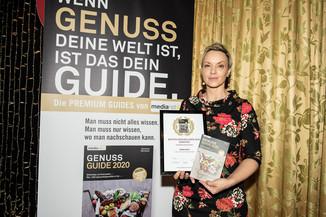 Bild 16 | Genussfest im Casino Innsbruck mit Präsentation Genuss Guide 2020