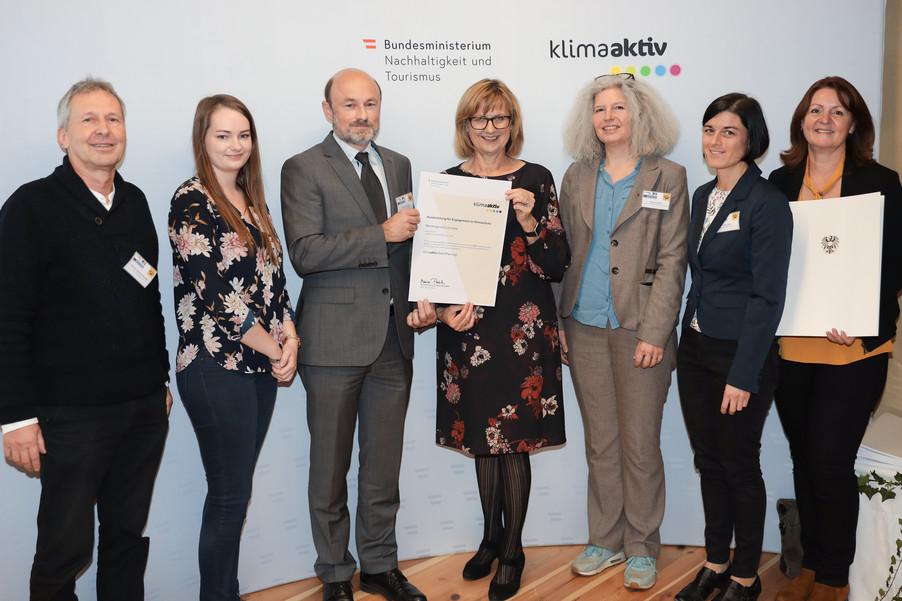 Bild 10 | klimaaktiv Gebäudeauszeichnung in St. Pölten