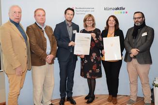 Bild 12 | klimaaktiv Gebäudeauszeichnung in St. Pölten