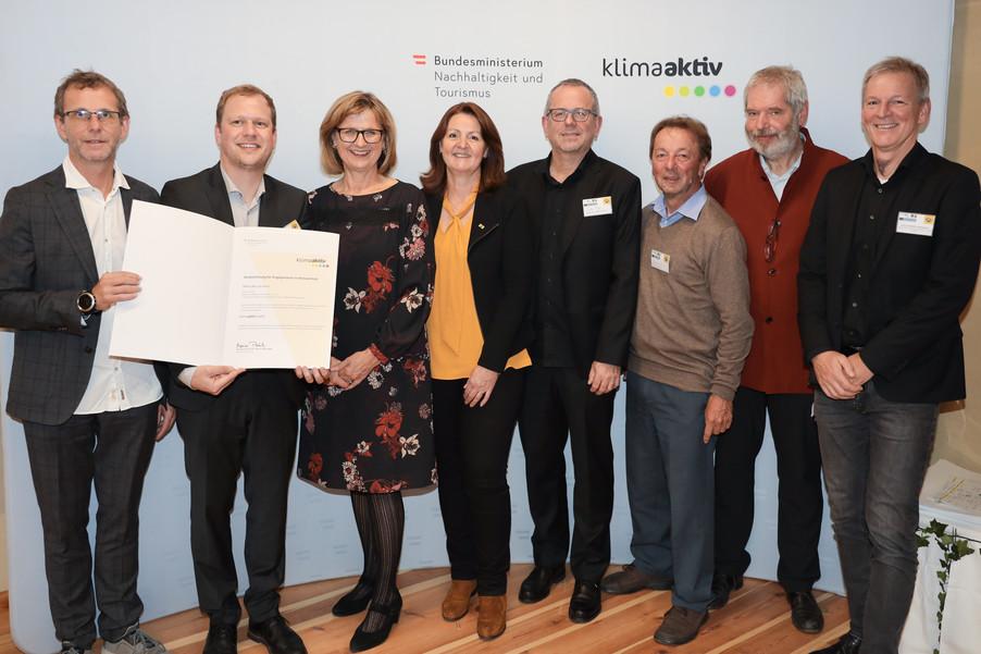 Bild 34 | klimaaktiv Gebäudeauszeichnung in St. Pölten