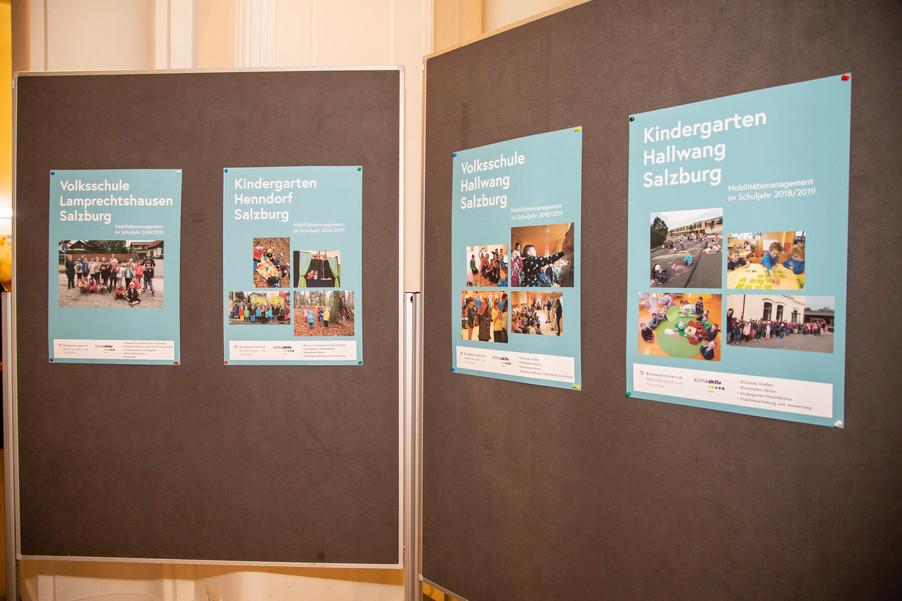 Bild 66 | klimaaktiv mobil Auszeichnung Bildungseinrichtungen 2019