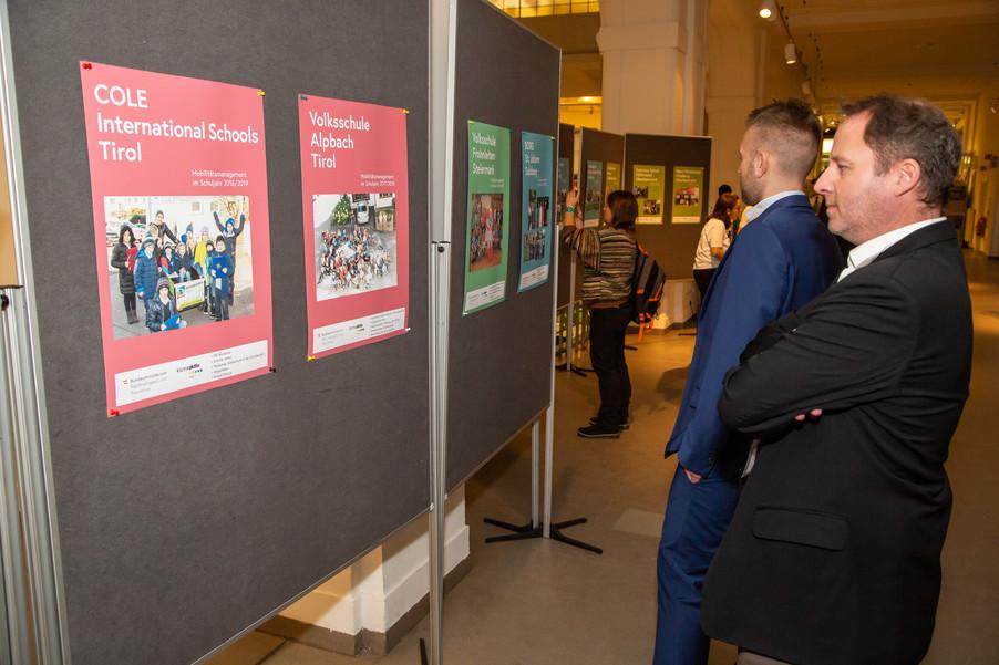 Bild 82 | klimaaktiv mobil Auszeichnung Bildungseinrichtungen 2019