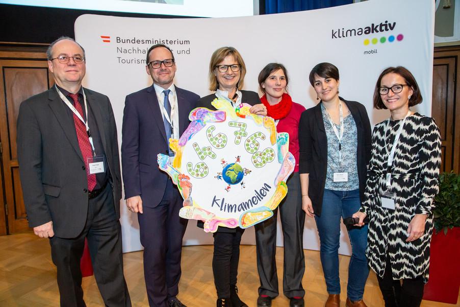 Bild 7 | klimaaktiv mobil Auszeichnung Bildungseinrichtungen 2019