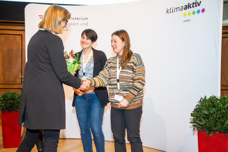 Bild 9 | klimaaktiv mobil Auszeichnung Bildungseinrichtungen 2019