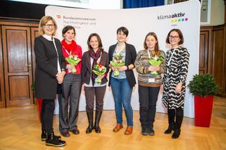 Bild 13 | klimaaktiv mobil Auszeichnung Bildungseinrichtungen 2019