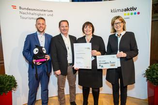 Bild 15 | klimaaktiv mobil Auszeichnung Bildungseinrichtungen 2019