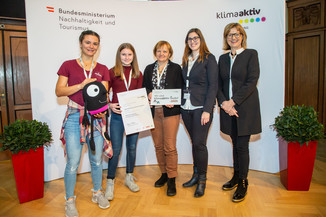 Bild 18 | klimaaktiv mobil Auszeichnung Bildungseinrichtungen 2019