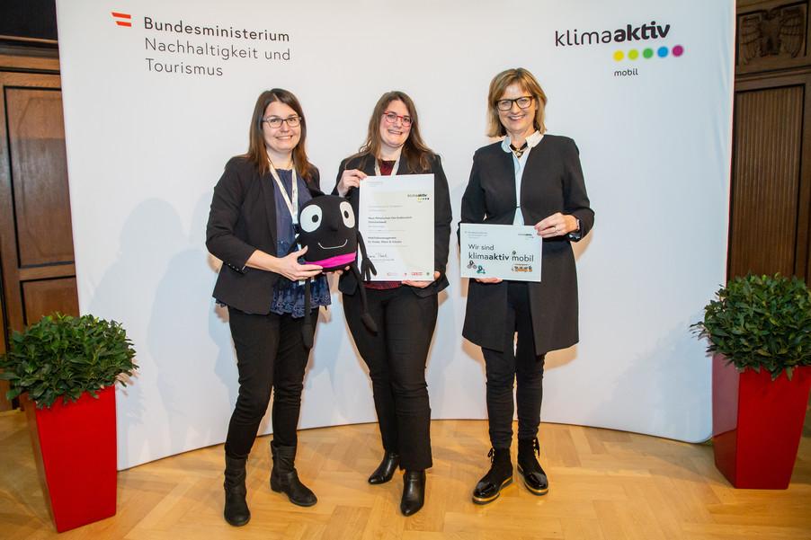 Bild 21 | klimaaktiv mobil Auszeichnung Bildungseinrichtungen 2019