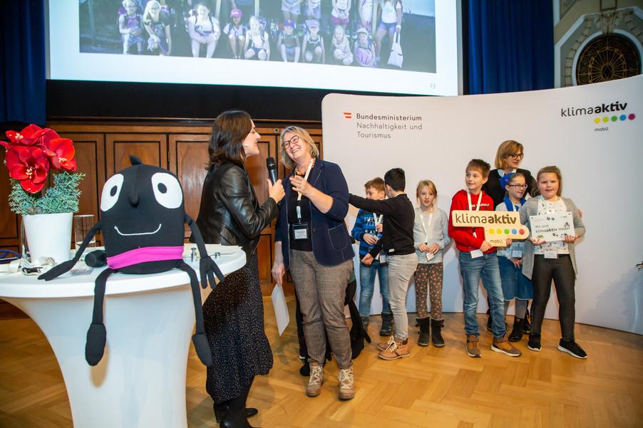 Bild 116 | klimaaktiv mobil Auszeichnung Bildungseinrichtungen 2019