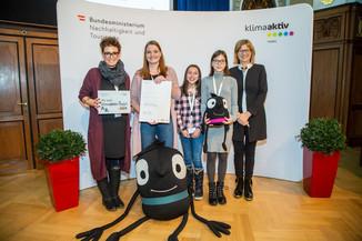 Bild 25 | klimaaktiv mobil Auszeichnung Bildungseinrichtungen 2019