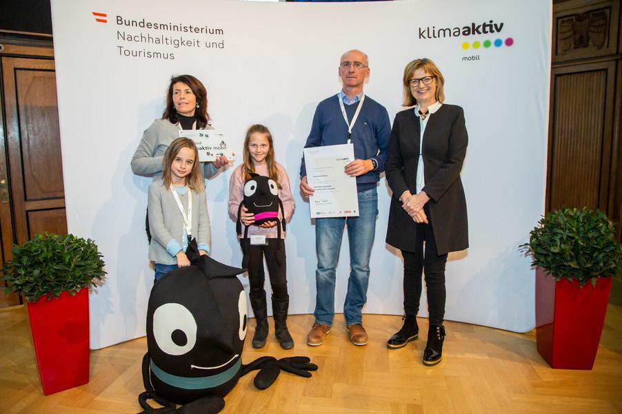 Bild 30 | klimaaktiv mobil Auszeichnung Bildungseinrichtungen 2019