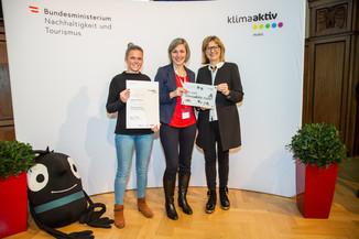 Bild 35 | klimaaktiv mobil Auszeichnung Bildungseinrichtungen 2019