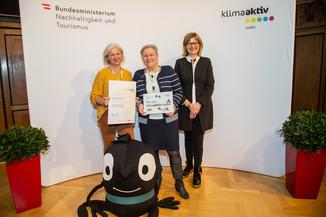 Bild 38 | klimaaktiv mobil Auszeichnung Bildungseinrichtungen 2019