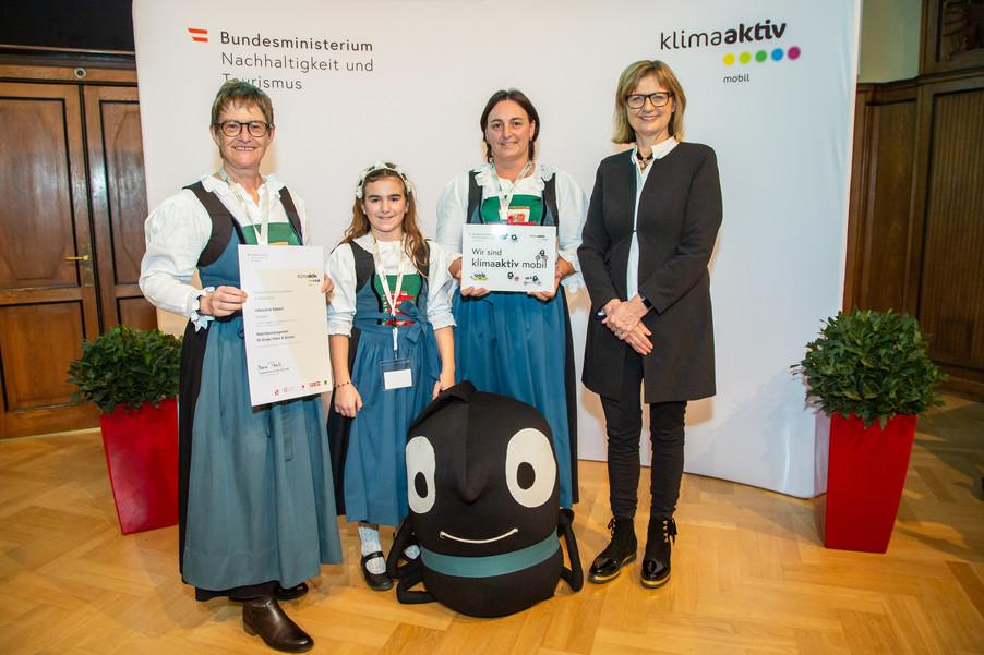 Bild 39 | klimaaktiv mobil Auszeichnung Bildungseinrichtungen 2019